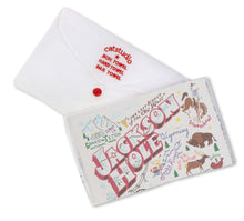 Load image into Gallery viewer, Jackson Hole Dish Towel - catstudio