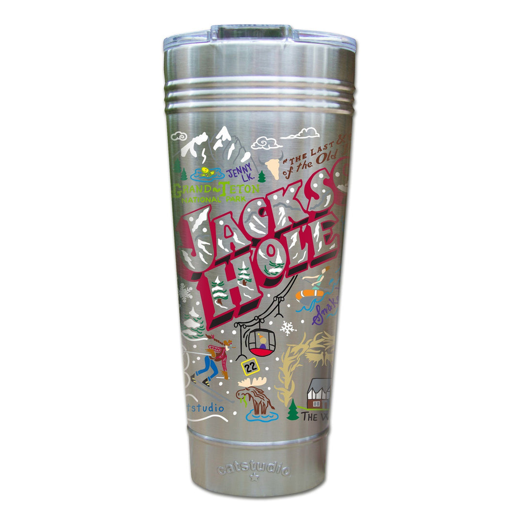 Jackson Hole Thermal Tumbler (Set of 4) - PREORDER Thermal Tumbler catstudio
