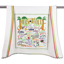 Load image into Gallery viewer, Jacksonville Dish Towel Dish Towel catstudio