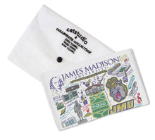 Load image into Gallery viewer, James Madison University Collegiate Dish Towel - catstudio