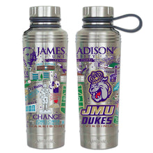 Load image into Gallery viewer, James Madison University Collegiate Thermal Bottle - catstudio