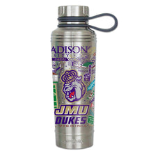 Load image into Gallery viewer, James Madison University Thermal Bottle Thermal Bottle catstudio