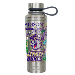 James Madison University Collegiate Thermal Bottle - catstudio
