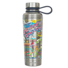 Load image into Gallery viewer, Jersey Shore Thermal Bottle - catstudio