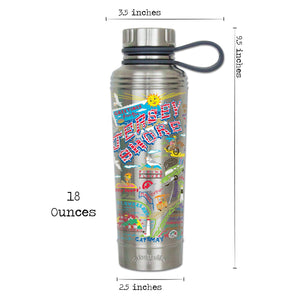Jersey Shore Thermal Bottle - catstudio