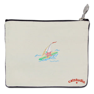 Jersey Shore Zip Pouch - Coming Soon! Pouch catstudio