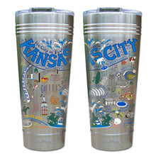 Load image into Gallery viewer, Kansas City Thermal Tumbler (Set of 4) - PREORDER Thermal Tumbler catstudio