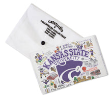 Load image into Gallery viewer, Kansas State University Collegiate Dish Towel - catstudio
