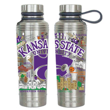 Load image into Gallery viewer, Kansas State University Thermal Bottle Thermal Bottle catstudio