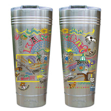 Load image into Gallery viewer, Kansas Thermal Tumbler (Set of 4) - PREORDER Thermal Tumbler catstudio