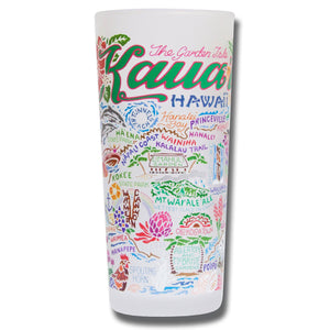 Kauai Drinking Glass - catstudio