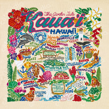 Load image into Gallery viewer, Kauai Fine Art Print - catstudio