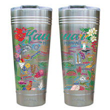 Load image into Gallery viewer, Kauai Thermal Tumbler (Set of 4) - PREORDER Thermal Tumbler catstudio