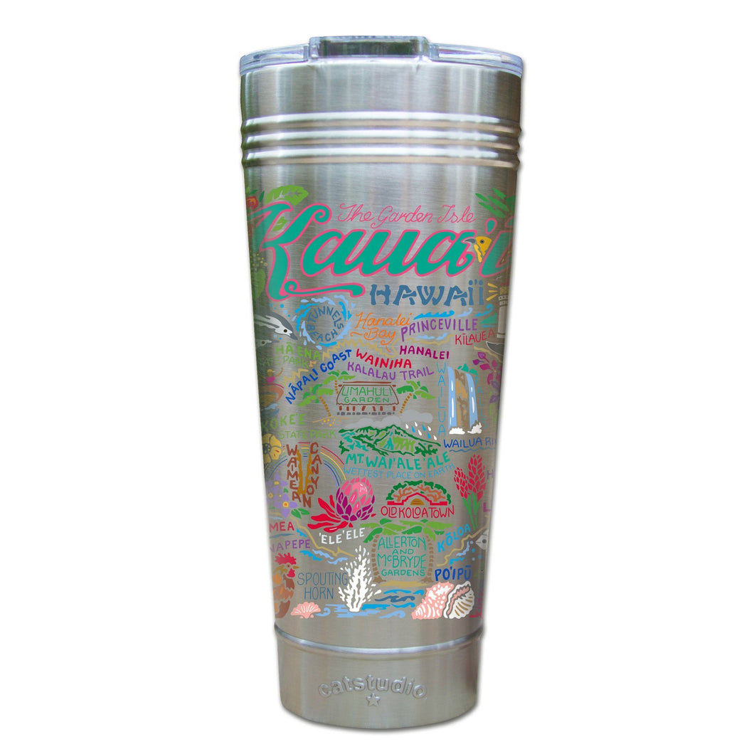 Kauai Thermal Tumbler (Set of 4) - PREORDER Thermal Tumbler catstudio