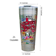 Load image into Gallery viewer, Kentucky Derby Thermal Tumbler (Set of 4) - PREORDER Thermal Tumbler catstudio