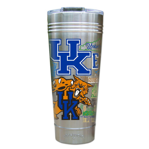 Kentucky, University of Collegiate Thermal Tumbler (Set of 4) - PREORDER Thermal Tumbler catstudio