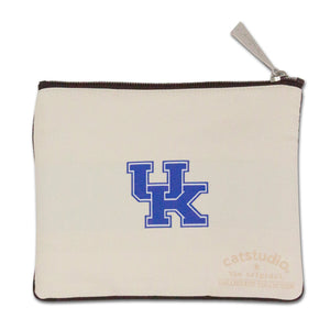 Kentucky, University of Collegiate Zip Pouch - catstudio