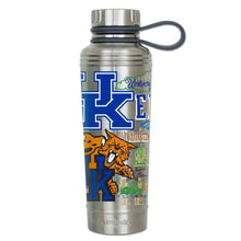 Load image into Gallery viewer, Kentucky, University of Collegiate Thermal Bottle - catstudio