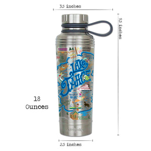 Lake Tahoe Thermal Bottle - catstudio