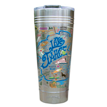 Load image into Gallery viewer, Lake Tahoe Thermal Tumbler (Set of 4) - PREORDER Thermal Tumbler catstudio
