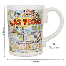 Load image into Gallery viewer, Las Vegas Mug - catstudio