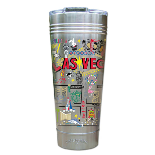Las Vegas Thermal Tumbler (Set of 4) - PREORDER Thermal Tumbler catstudio
