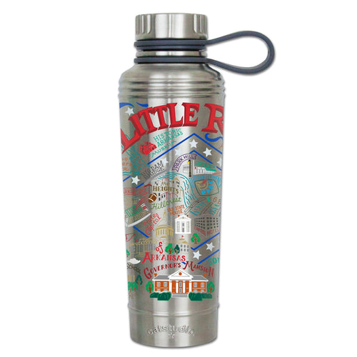 Little Rock Thermal Bottle - catstudio