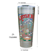 Load image into Gallery viewer, Little Rock Thermal Tumbler (Set of 4) - PREORDER Thermal Tumbler catstudio