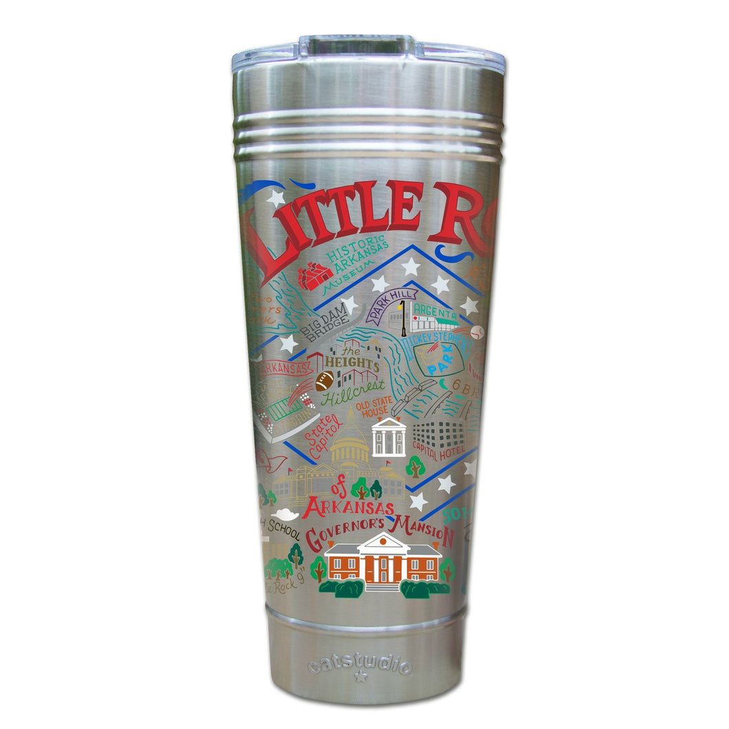Little Rock Thermal Tumbler (Set of 4) - PREORDER Thermal Tumbler catstudio