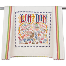 Load image into Gallery viewer, London Dish Towel - catstudio