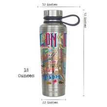 Load image into Gallery viewer, London Thermal Bottle - catstudio