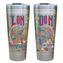 Load image into Gallery viewer, London Thermal Tumbler (Set of 4) - PREORDER Thermal Tumbler catstudio