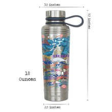 Load image into Gallery viewer, Long Island Thermal Bottle - catstudio