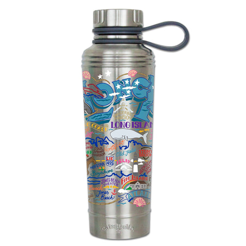 Long Island Thermal Bottle - catstudio
