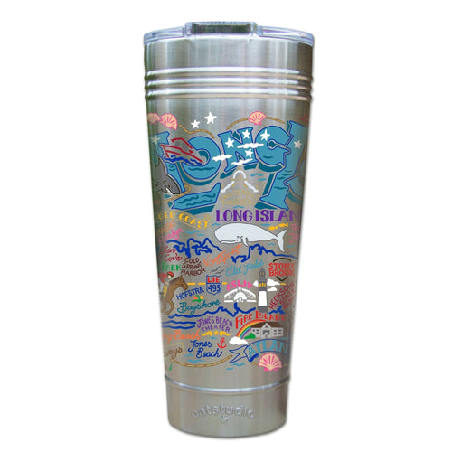 Long Island Thermal Tumbler (Set of 4) - PREORDER Thermal Tumbler catstudio