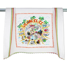Load image into Gallery viewer, Los Angeles Dish Towel - catstudio