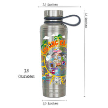 Load image into Gallery viewer, Los Angeles Thermal Bottle - catstudio