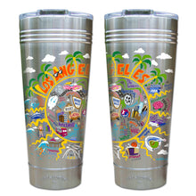 Load image into Gallery viewer, Los Angeles Thermal Tumbler (Set of 4) - PREORDER Thermal Tumbler catstudio