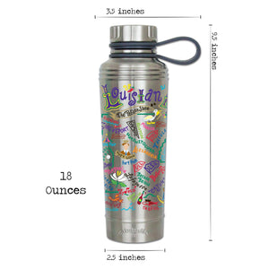 Louisiana Thermal Bottle - catstudio