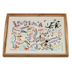 Louisiana Tray - catstudio