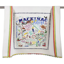 Load image into Gallery viewer, Mackinac Island Dish Towel - Coming Soon - catstudio