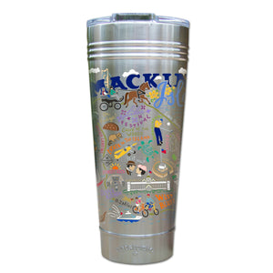 Mackinac Island Thermal Tumbler (Set of 4) - PREORDER Thermal Tumbler catstudio