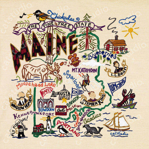 Maine Fine Art Print - catstudio