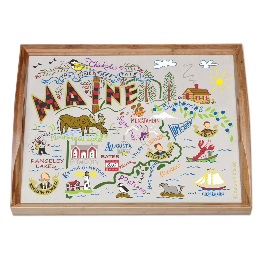Maine Tray - catstudio