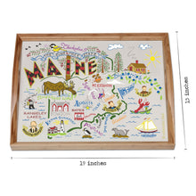 Load image into Gallery viewer, Maine Tray - catstudio