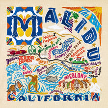 Load image into Gallery viewer, Malibu Fine Art Print - catstudio