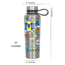 Load image into Gallery viewer, Malibu Thermal Bottle Thermal Bottle catstudio