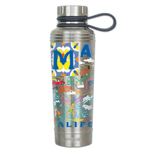 Load image into Gallery viewer, Malibu Thermal Bottle - catstudio