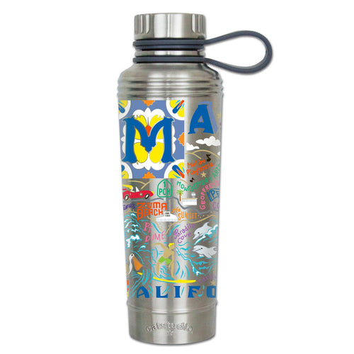 Malibu Thermal Bottle Thermal Bottle catstudio