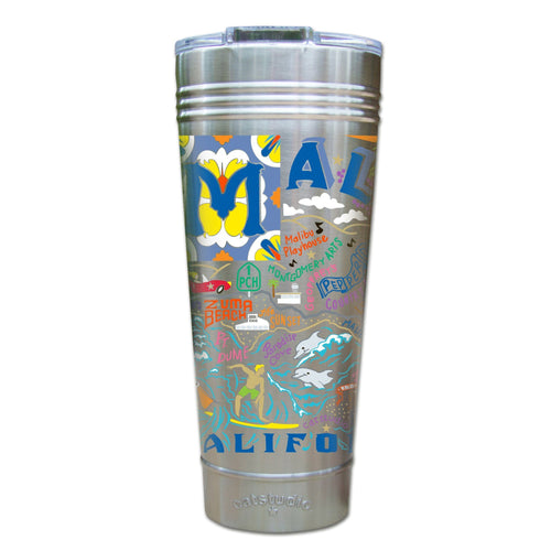 Malibu Thermal Tumbler (Set of 4) - PREORDER Thermal Tumbler catstudio